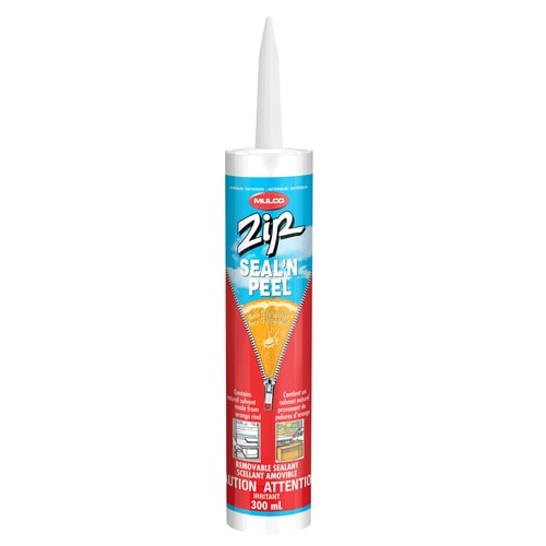 Zip Seal'N Peel with D-Limonene